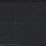 A Smooth or Bezier Spline inside the Fusion Spline Editor