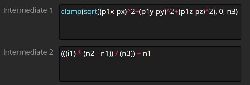 remap values in pCustom