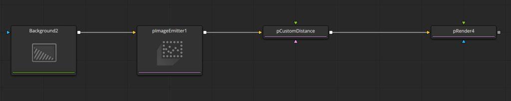 pCustom distance calculation