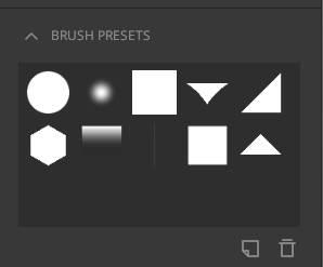 Quixel Mixer Brush presets