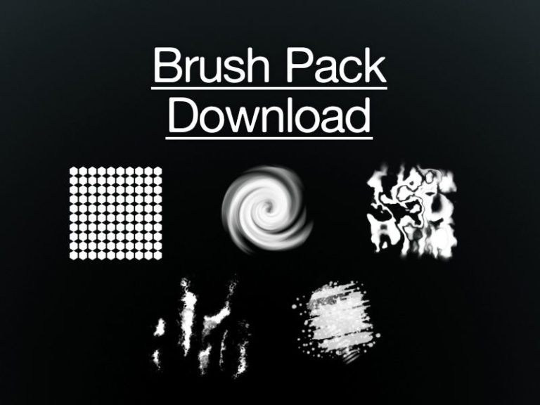 Brush Pack Download