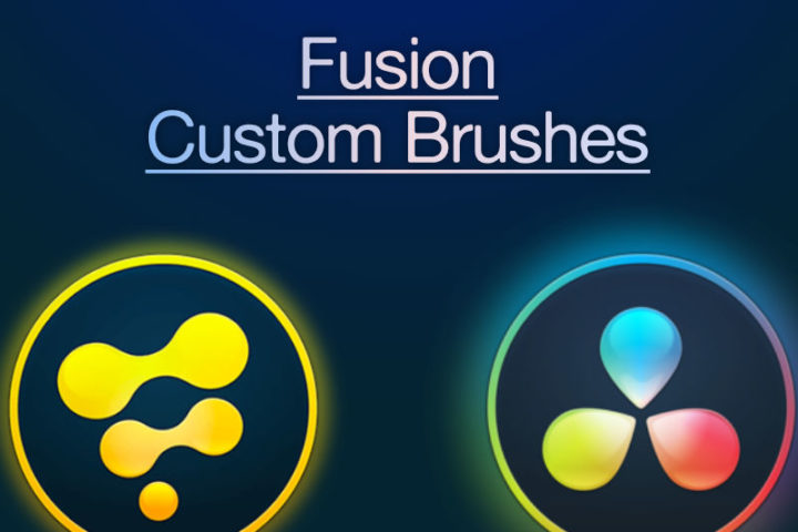 Fusion Custom Brushes