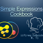 Featured image simple expressions cookbook and tutorial