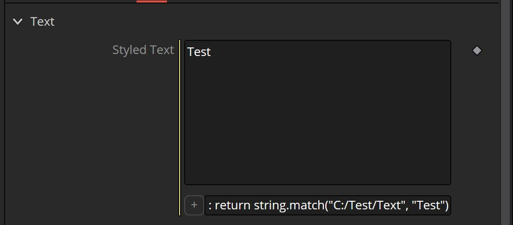 string.match function